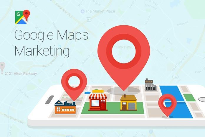 Google Local Maps Marketing